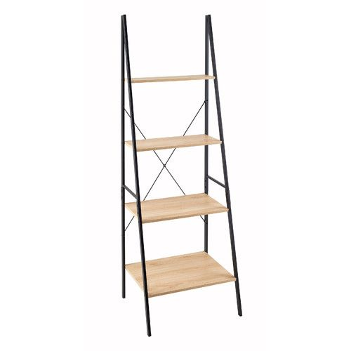"""Found it at Joss & Main - Ruth 70.87"""" Leaning Bookcase"""