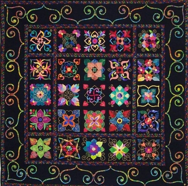 Intricate piecing.: Idea, Craft, Art, Beautiful Quilt, Quilts, Sampler Quilt, Quilting, Amish Quilt, Probate Court
