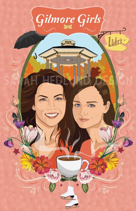 Poster de las chicas Gilmore