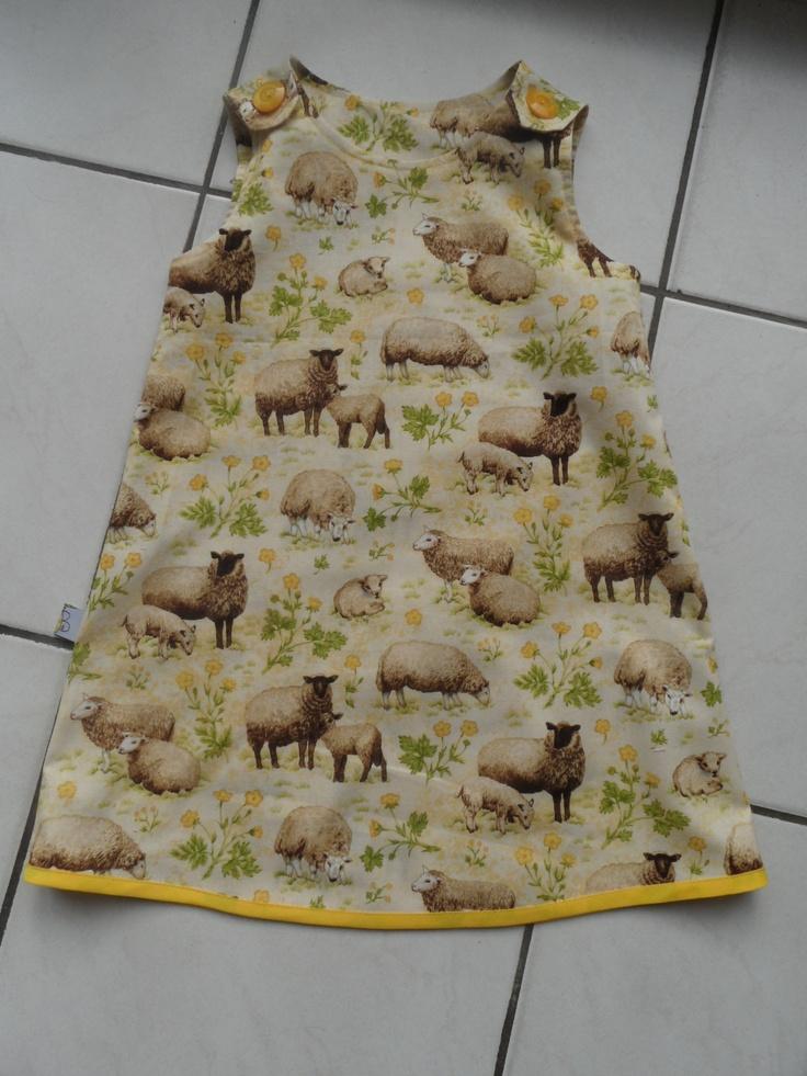 schapenkleedje