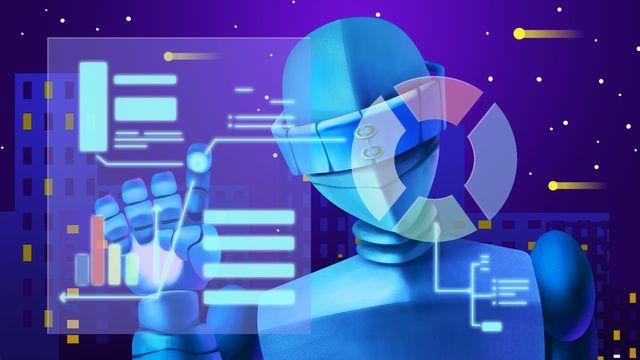 Technology Robot Future Technology Artificial Intelligence Modern Technology Mode Artificial Intelligence Artificial Intelligence Technology Web Graphic Design