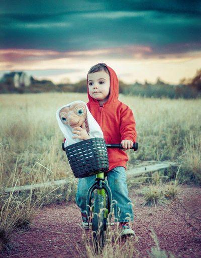 5 Disfraces caseros para niños ...¡de películas! - DecoPeques