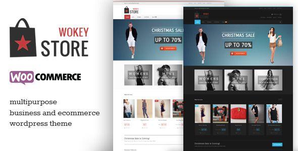 WokeyStore - Multipurpose Business Ecommerce WP