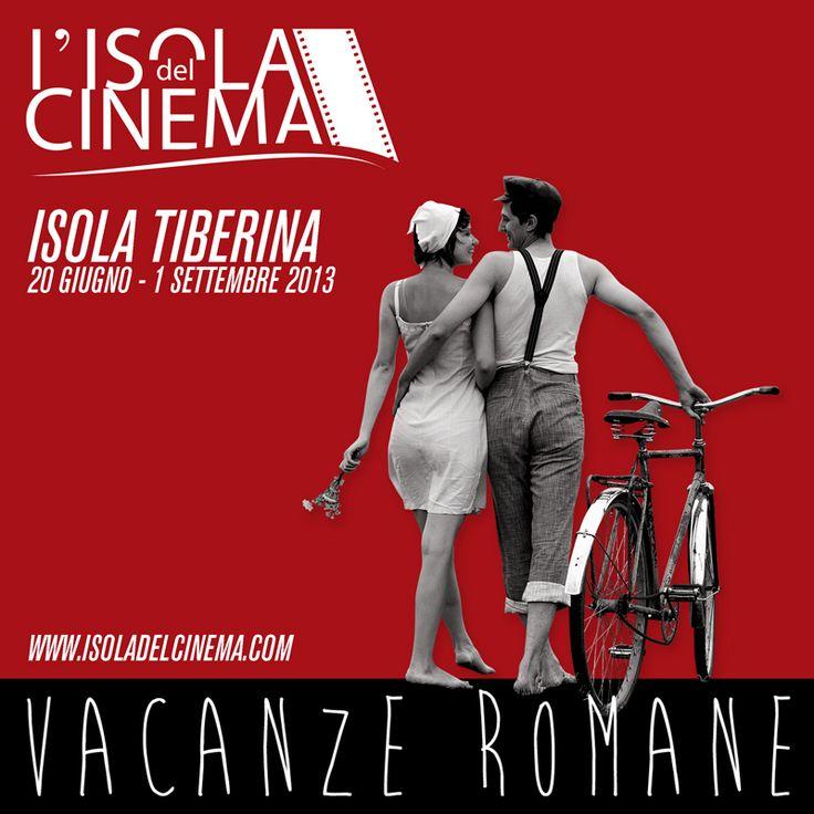 Un'estate di cinema gratis o con lo sconto all'Isola Tiberina di Roma! http://www.cartagiovani.it/news/2013/06/24/isola-del-cinema-sconti-e-omaggi-il-grande-evento-dellestate-romana