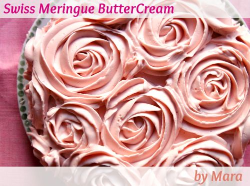 How to make Swiss Meringue Buttercream (Thermomix)