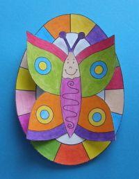 vajíčko s motýlkem