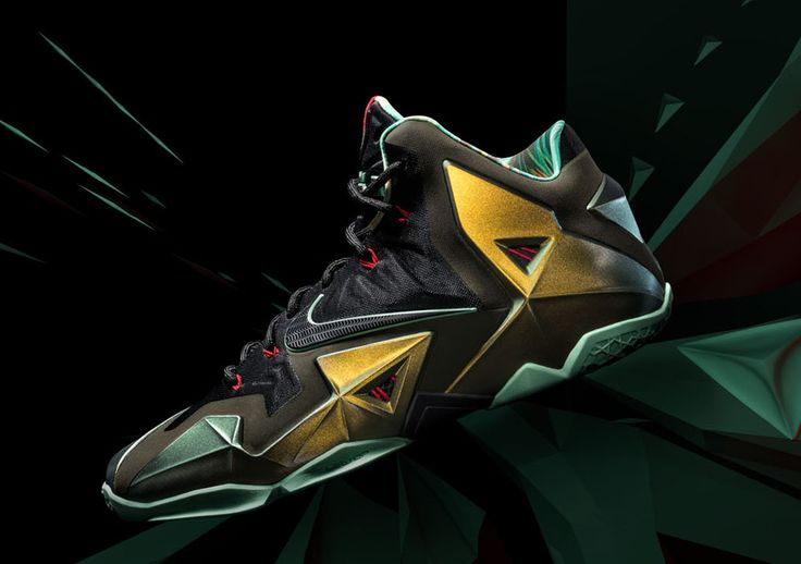 Nike LeBron 11 (XI) Officially Unveiled: Detailed Pictures & Release Info