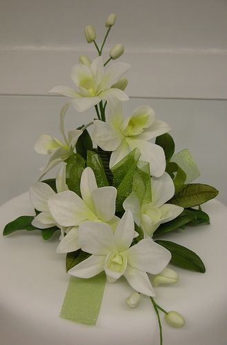 Singapore orchid from the Advanced Sugar Flower Class | Flickr - Photo Sharing! ONLY PICTURE