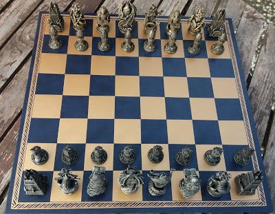 The Cult of Me: Old Ones Productions - Cthulhu Chess Sets Now Avai...