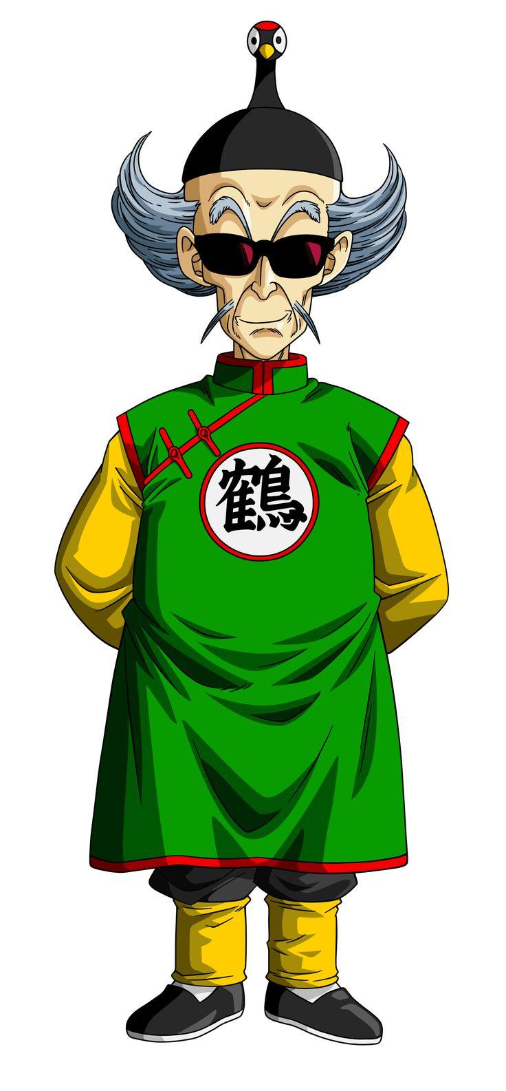 maestro Tsuru Sen'nin - bueno