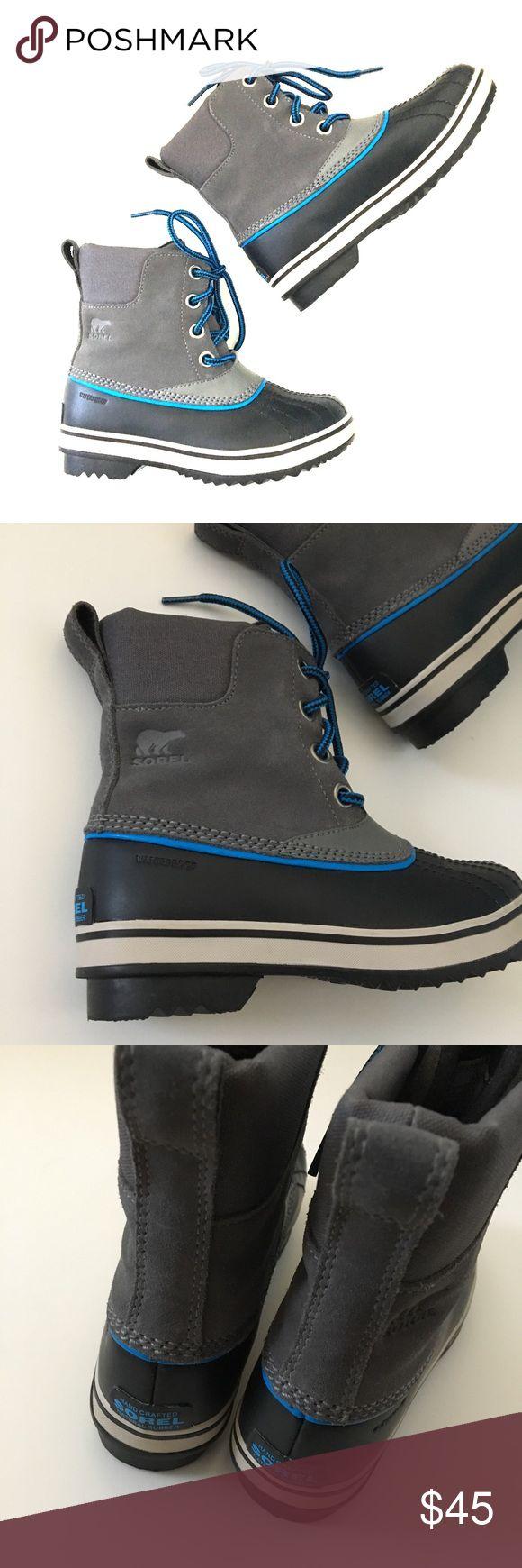Spotted while shopping on Poshmark: Sorel Boots Little Boy! #poshmark #fashion #shopping #style #Sorel #Other