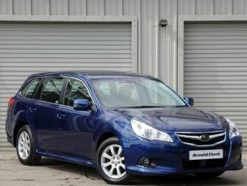 Used 2013 (63 reg) Blue Subaru Legacy 2.0i ES Nav Lineartronic 5dr for sale on RAC Cars