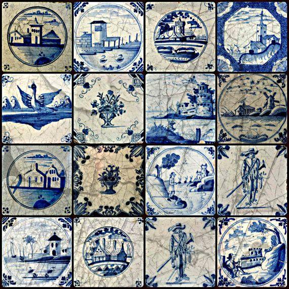 17 mejores ideas sobre mosaico ceramica en pinterest - Empapelar sobre azulejos ...