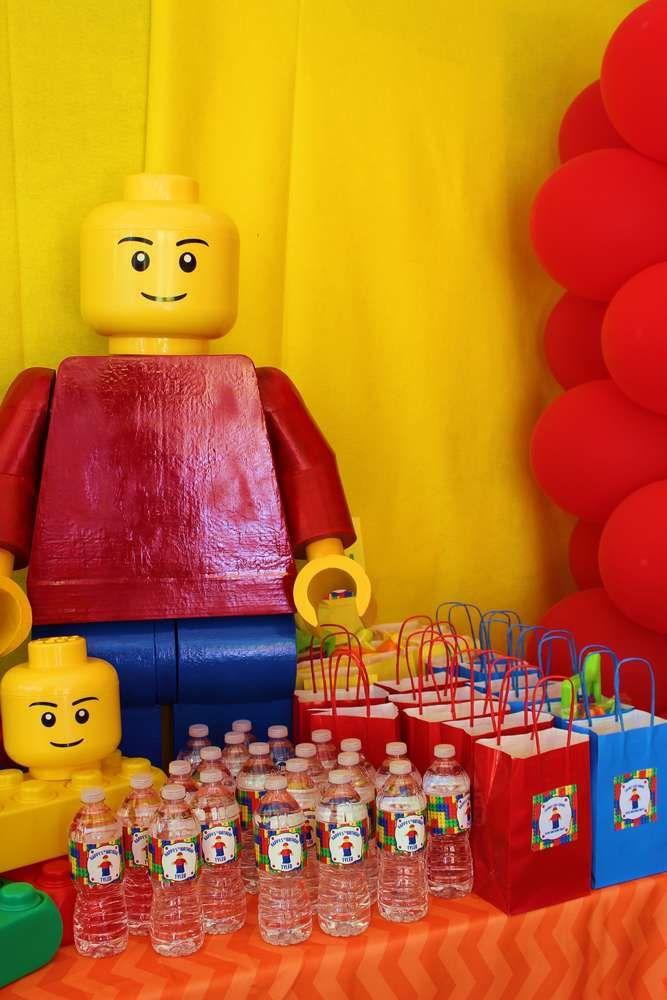 Lego Movie Birthday Party Ideas | Photo 1 of 57