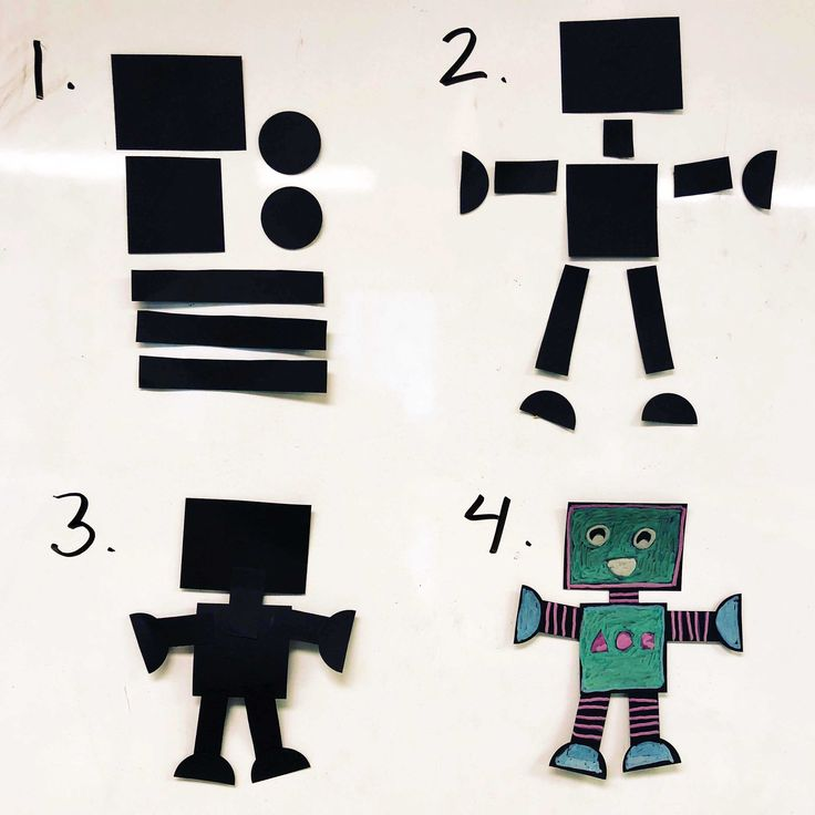Creating Robots with Kinders