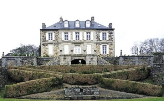 Château de Coatilès, Taulé, France du XVIIe siècle