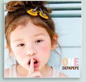 Really want their album ( DEPAPEPE - ONE )