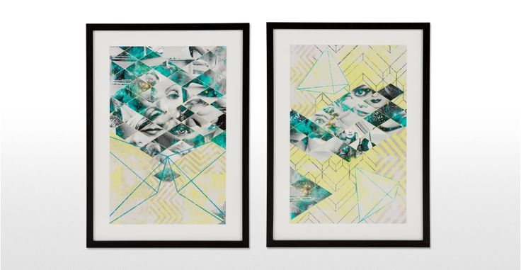 Aalia Print Collection, £69 | made.com
