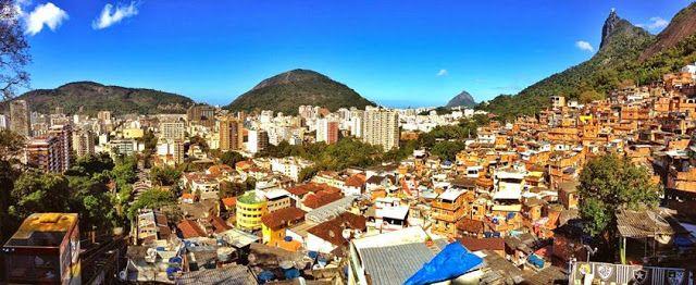 Favela Santa Marta Tour: TOURS
