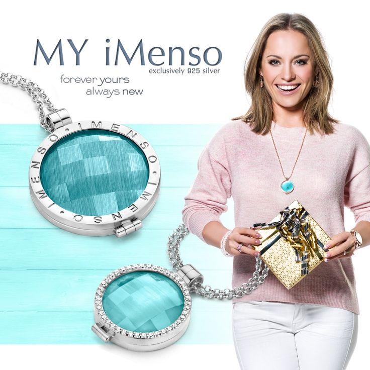 De actie was zo'n succes afgelopen Kerst, dat doen we nog eens.  Bij aankoop van een zilveren MY iMenso-medaillon een collier en edelsteen (baby blue Cat's Eye) gratis.  http://www.cdjuwelier.net/myimenso