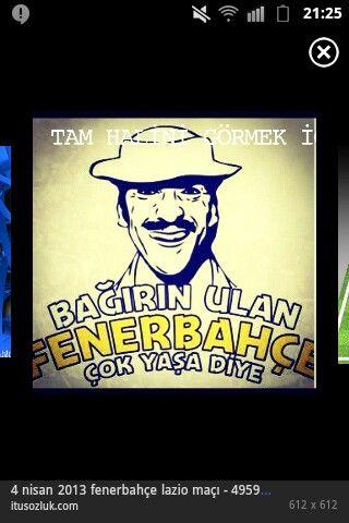 Fenerbahçe :-);-)