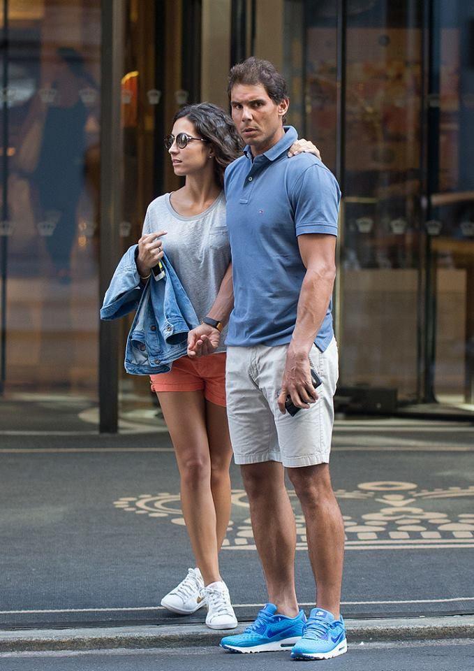 rafa nadal, nueva york, novia, fotos   Nadal   Tennis ...