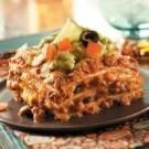 Favorite Mexican Lasagna: Dinners Tonight, Enchiladas Sauces, Black Beans, Ground Beef, Yummy Food, Mexicans Lasagna Recipes, Easy Recipes, Ground Turkey, Favorite Mexicans