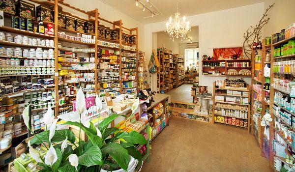 Go4love. Organic grocery store.