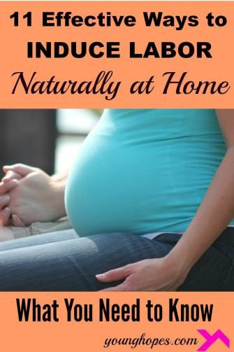 Ways To Induce Labor Naturally