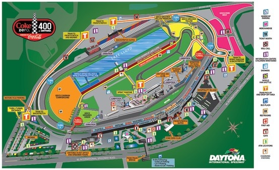 Race day 101 a collection of ideas to try about other for Daytona motor speedway schedule