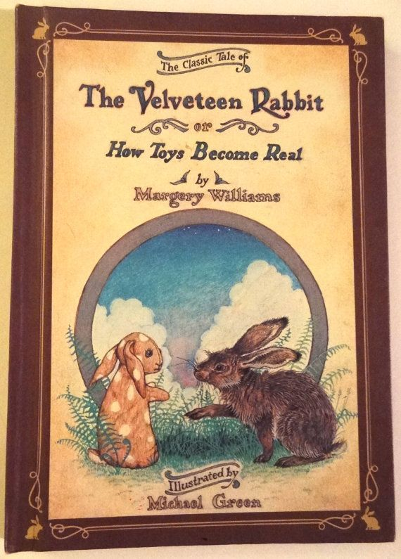the velveteen rabbit by margery williams Librivox volunteers the velveteen rabbit (version 2) margery williams (1881 - 1944) this classic story by margery williams, published in 1922.