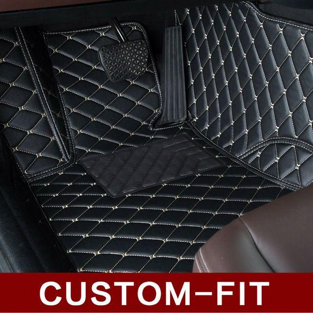 Custom fit автомобильные коврики для Hyundai Tucson ix35 2016 all weather protection heavy duty автомобилей укладки ковер на полу вкладыши