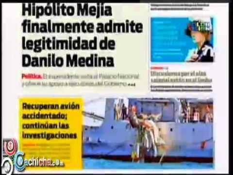 Portadas De Los Periódicos Hoy #Video - Cachicha.com