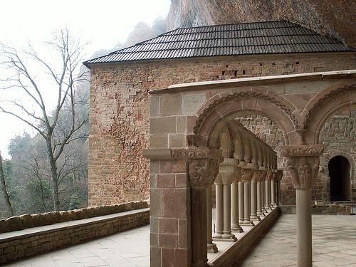 BERTA-NIA. Monasterio San Juan de la Peña.