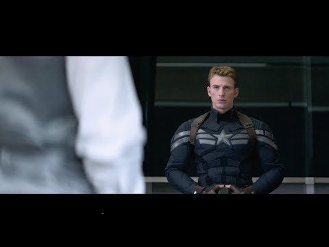 """The First """"Captain America: The Winter Soldier"""" Trailer Is Here"""