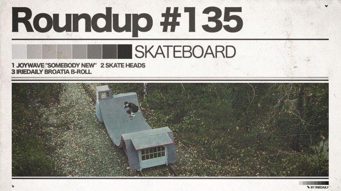 #135 ROUNDUP: Skateboarding - Ragdoll Glitch Skateboarding! | IRIEDAILY