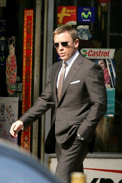 Hello, I'm Anna. Welcome to my blog dedicated to wonderful Daniel Craig. Here you can find the...