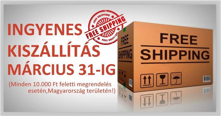 10000 Ft feletti vásárlás esetén Magyarországon belül ingyenes házhoz szállítás. http://www.avantgardfashion.hu/