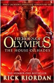 Heroes Of Olympus : House Of Hades : Percy Jackson (Trade Paper Back)