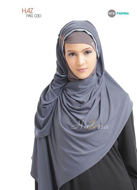 #busanamuslim #haznahijab #katalog #februari2014