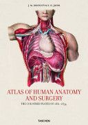 Atlas D'anatomie Humaine Et de Chirurgie  I am now in possession of this beautiful beast of a book.