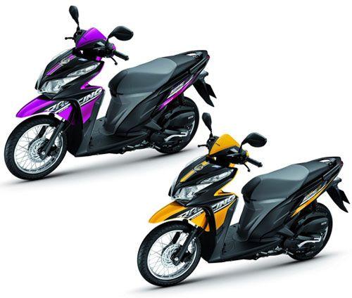 Ini Dia 11 Warna Baru Honda Vario 125 di Thailand - http://www.iotomotif.com/ini-dia-11-warna-baru-honda-vario-125-di-thailand/22765 #APHondaMotor, #Honda, #HondaClick125, #HondaThailand, #HondaVario125, #MotorBaruHonda, #WarnaBaruHondaVario125