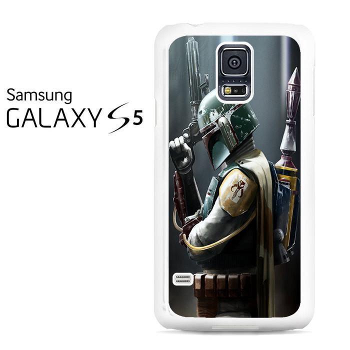 Boba Fett Actor Star Wars Samsung Galaxy S5 Case
