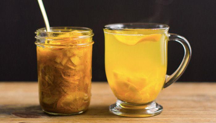 Har du åkt på en förkylning? Det här receptet lindrar symptomen och hjälper dig bli frisk!