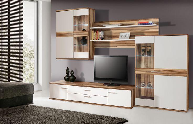 ber ideen zu moderne wohnw nde auf pinterest wohnw nde. Black Bedroom Furniture Sets. Home Design Ideas