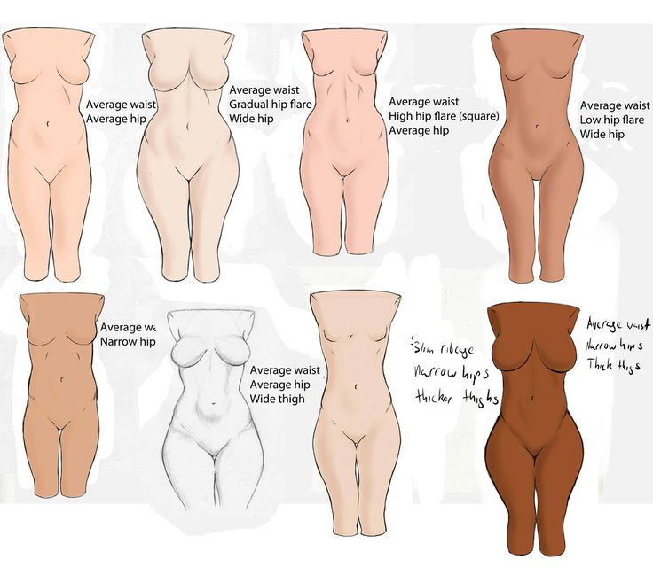 Drawing tutorials - Female torso/breast I love how realistic this is. These aren't fantasy girls