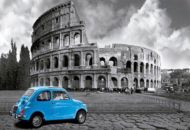 EDUCA 15996 Koloseum, Řím - puzzle 1000 dílků, miniatura