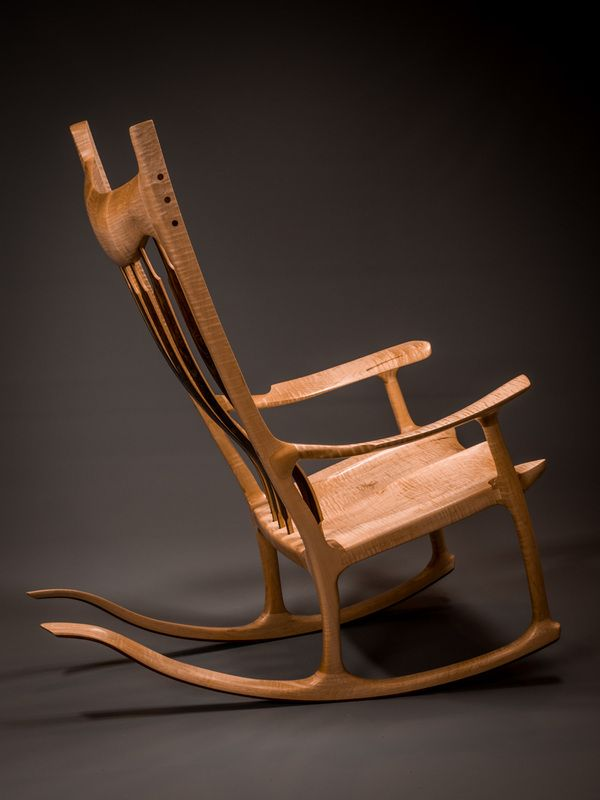 Miraculous Rocking Chairs And Solid Wood Fine Furniture Hand Made In Unemploymentrelief Wooden Chair Designs For Living Room Unemploymentrelieforg