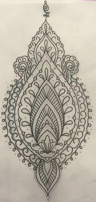 Diseños De Mandalas Para Descargar Tatuajes Tattoos