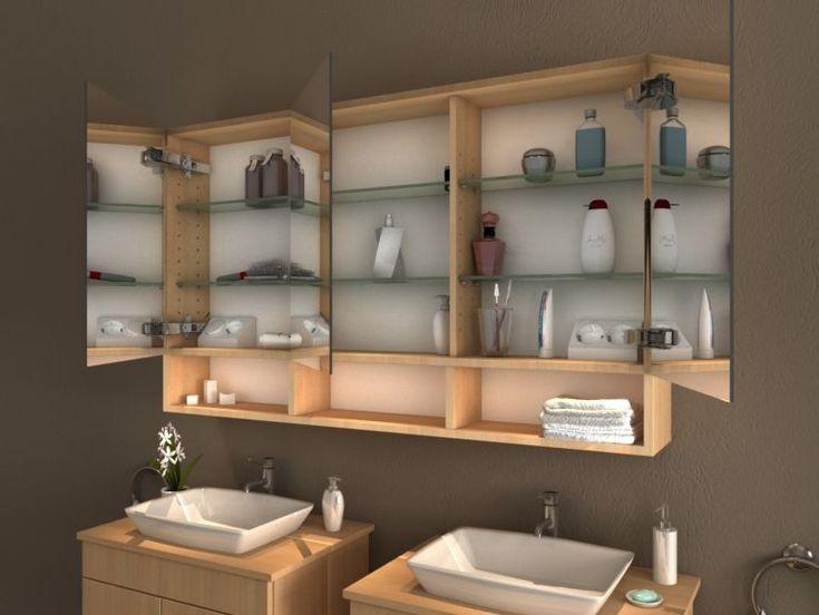 Badezimmer Hochschrank Mit Spiegel Collection In 2020 Living